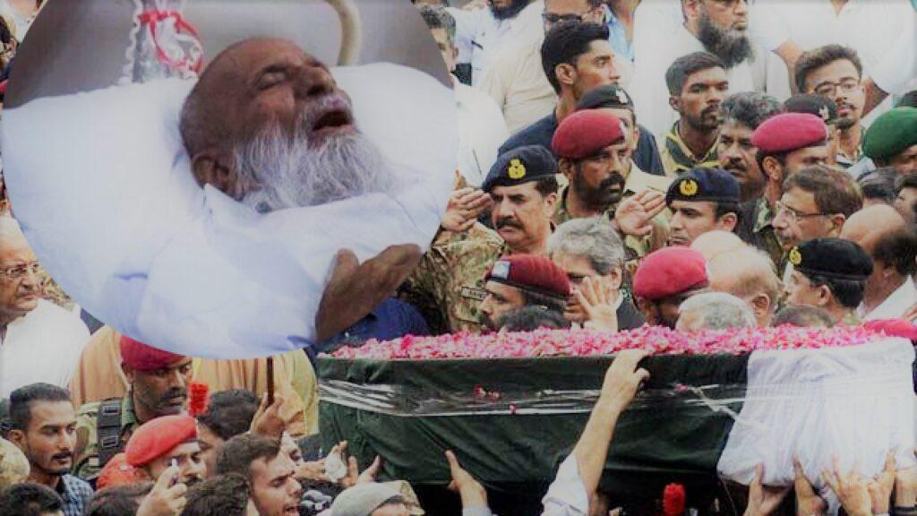 Death of Abdul Sattar Edhi