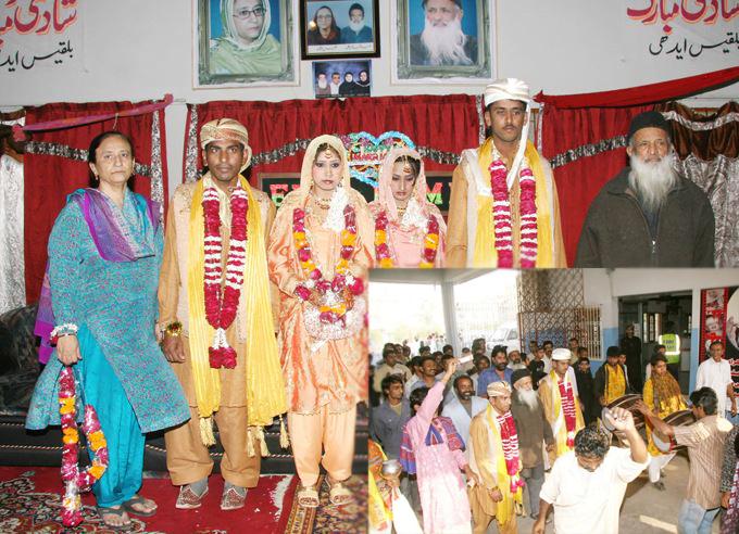 Edhi marriage Bureau