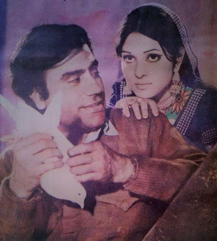 In 1970s Tariq Aziz in a movie