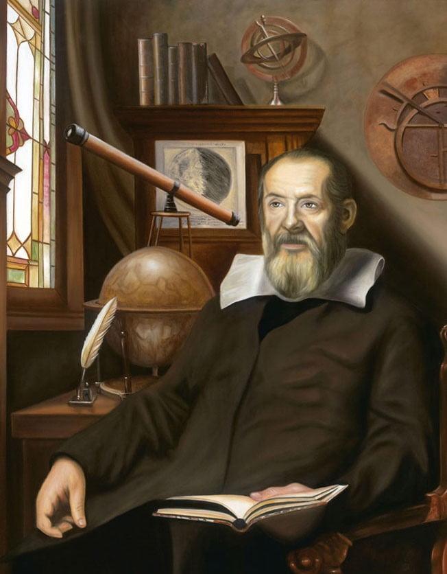 1636 portrait by Justus Sustermans