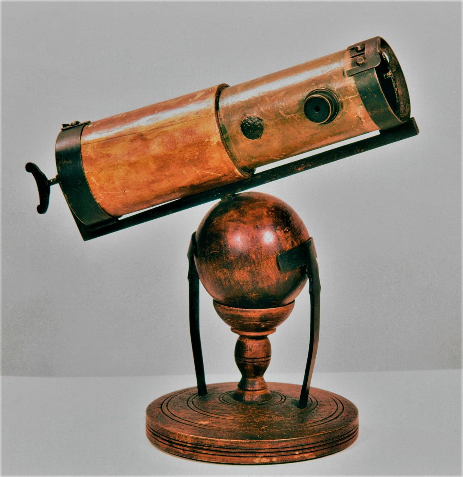 Isaac-Newton-telescope-1668
