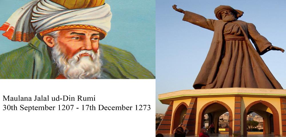 Maulana Jalal ud-Din Rumi