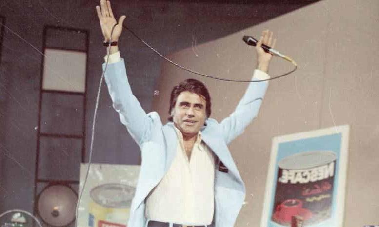 Tariq Aziz in Nelaam ghar