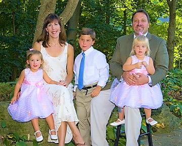 2010 september her family Judith R. Faulkner