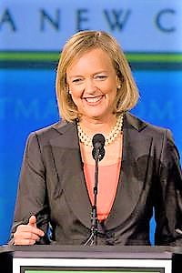 Meg Whitman the 2nd richest woman in the UNITED STATES