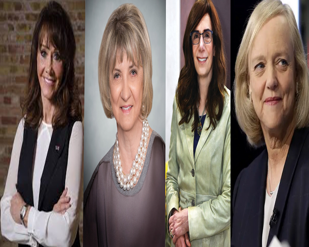 Top richest women in the UNITED STATES OF AMERICA