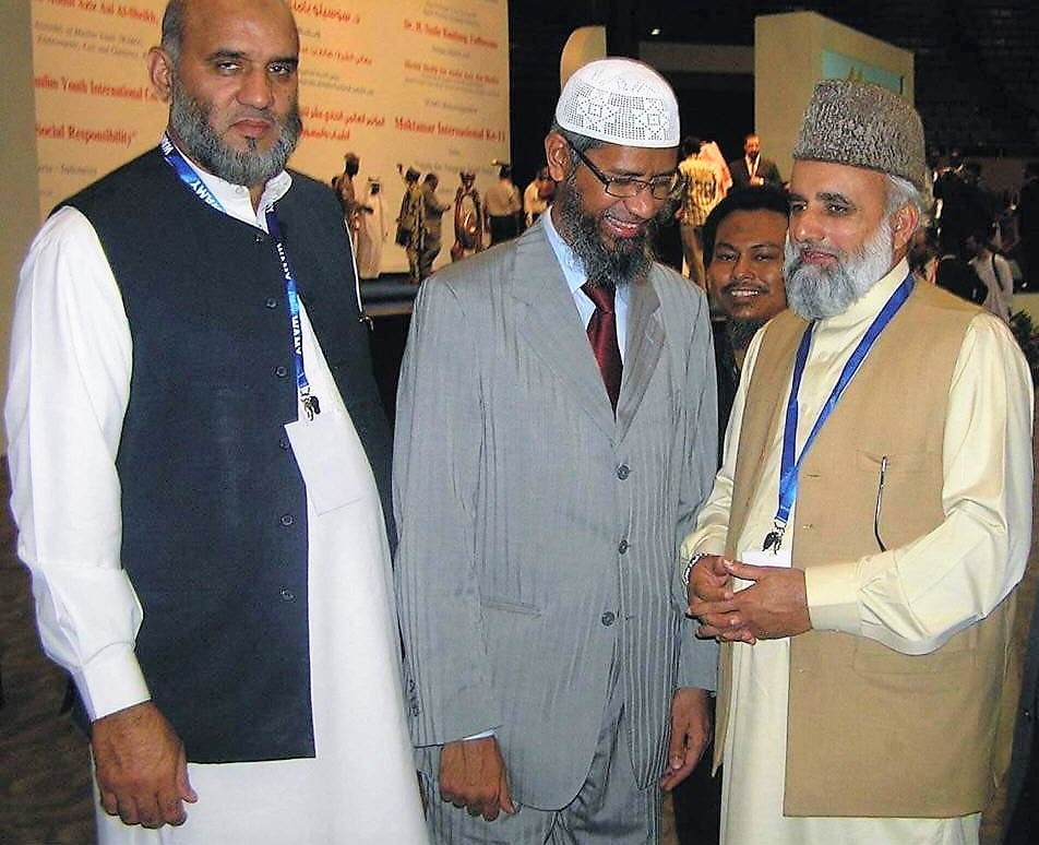 Abdul Rashid Turabi of Jamaat Due in Birmingham – Harry's Plac