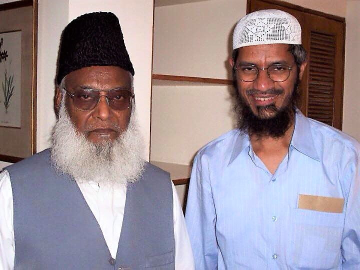 Dr. Israr Ahmed With Dr. Zakir Naik