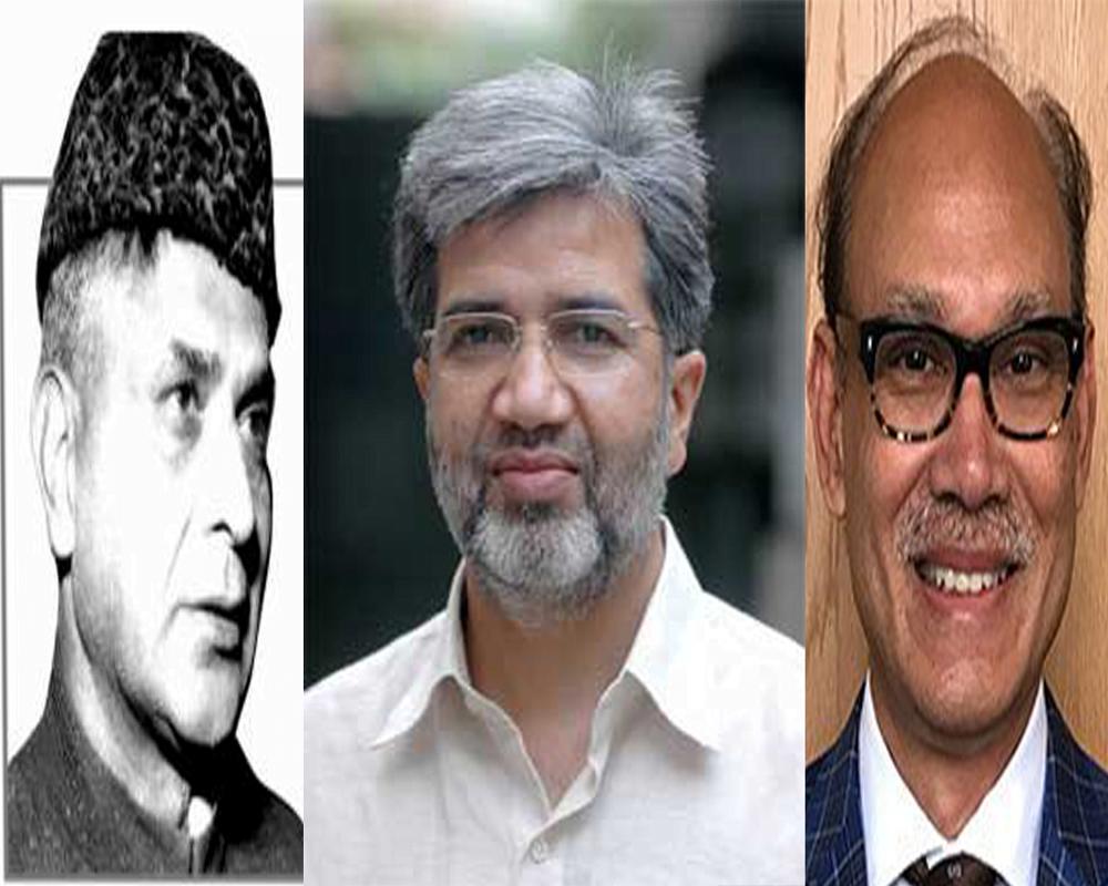 Journalists of Pakistan.