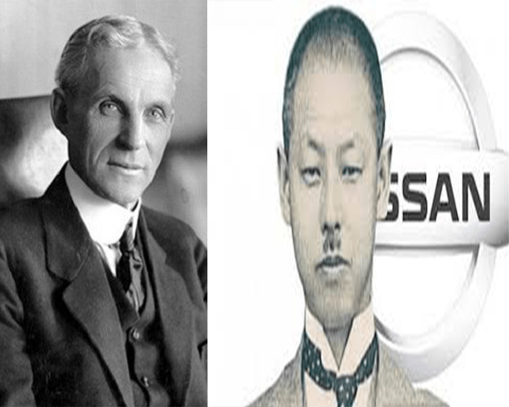Nissan and Ford owners of the company