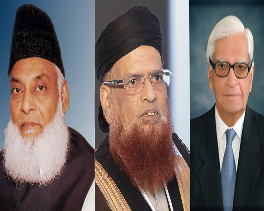 Scholars of Pakistan