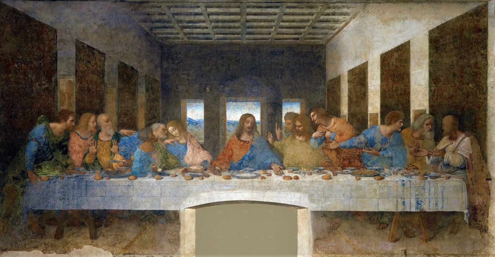Famous Artworks by Leonardo da Vinci