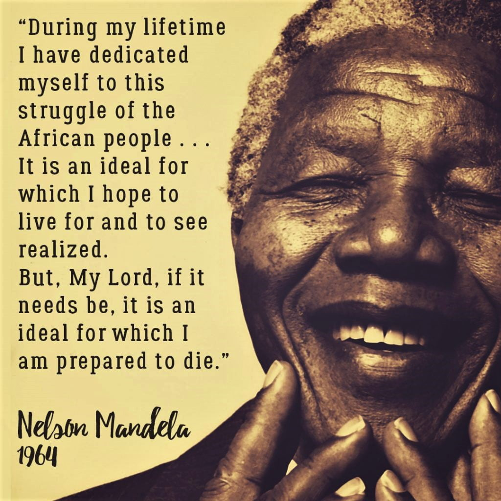 Famous Speeches of Nelson Mandela that Changed the World