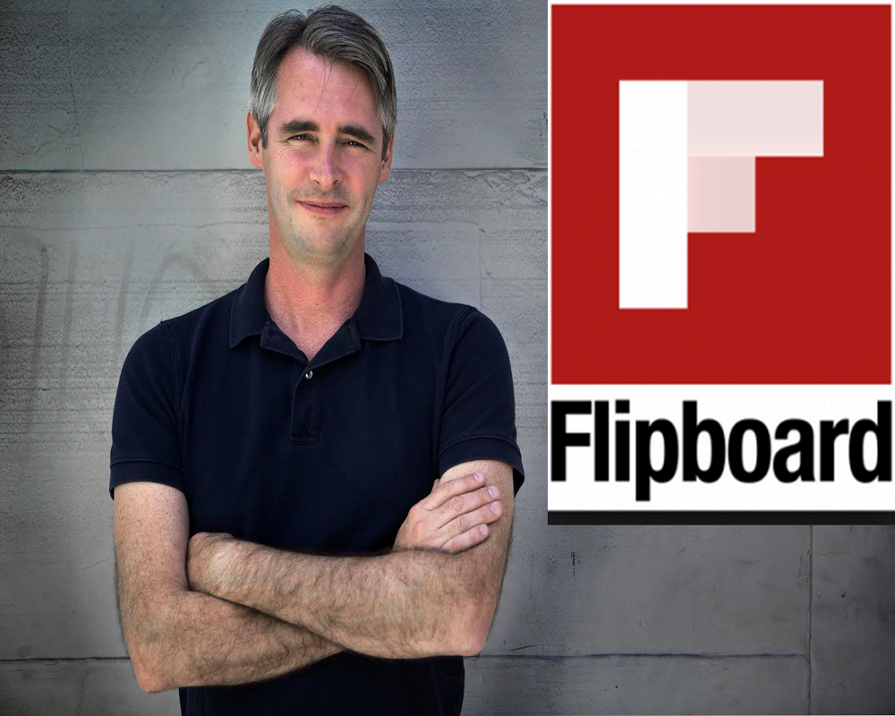 Flipboard's CEO said that We're doing fine, and we're not for sale