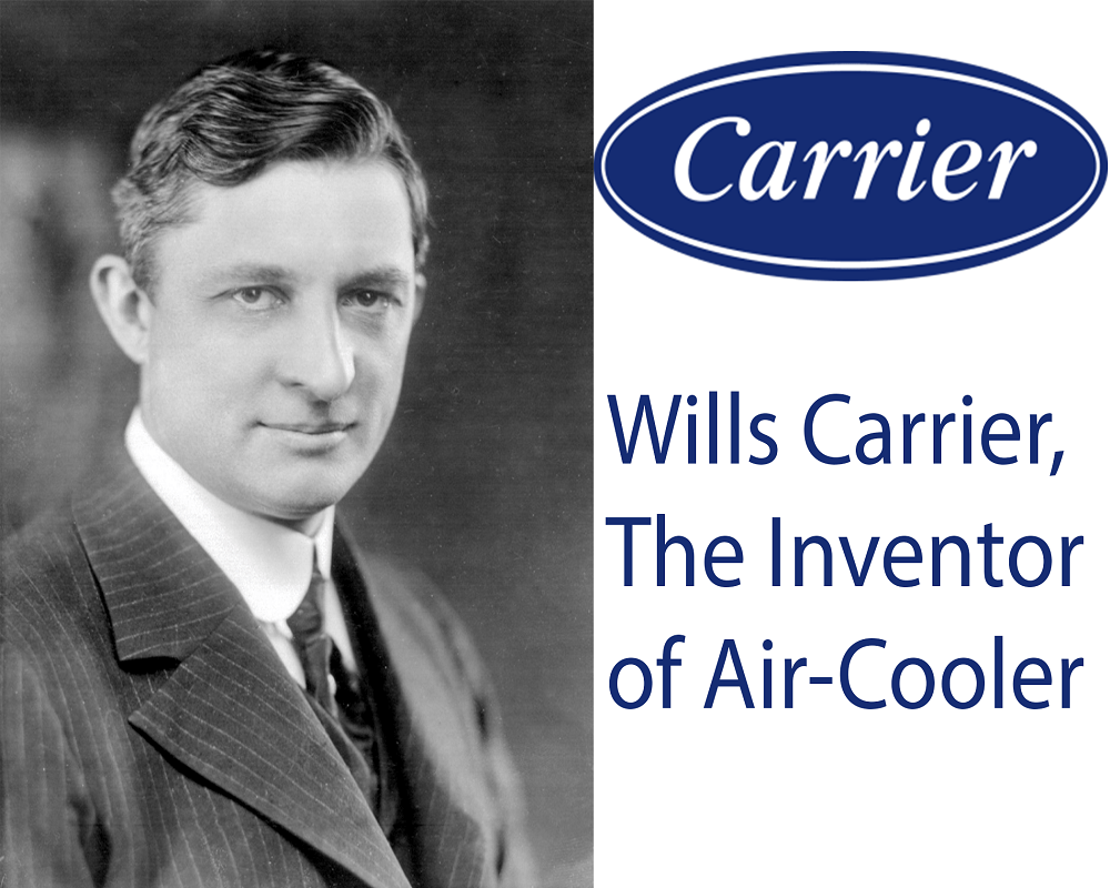 Inventor of Air Cooler