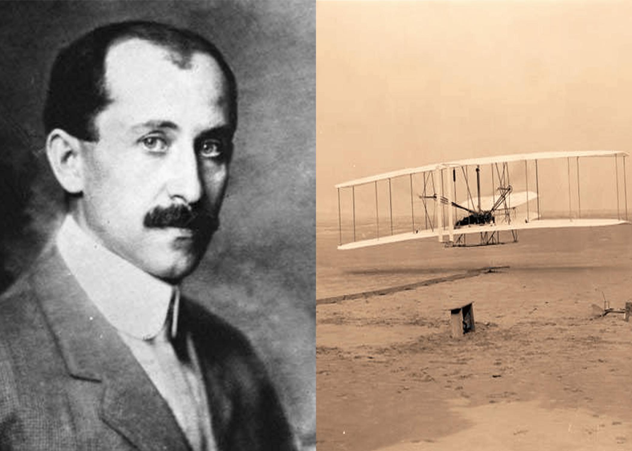 Orville Wright history airplane flight Kill Devil December 17 1903