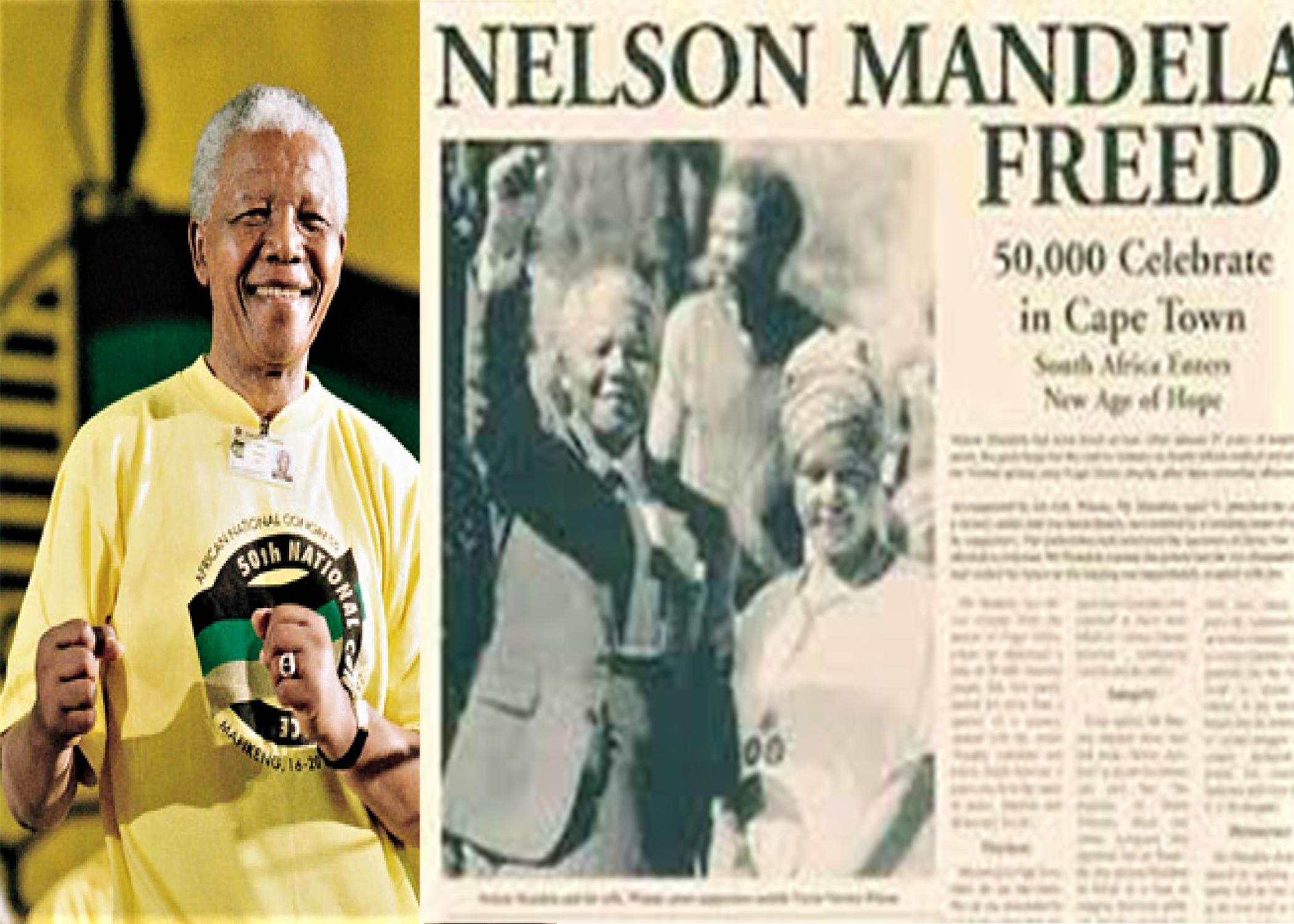 Rhetorical Analysis of Nelson Mandela's Released speech.jpeg