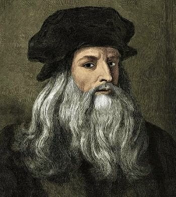 There are many finest artworks of Leonardo da Vinci
