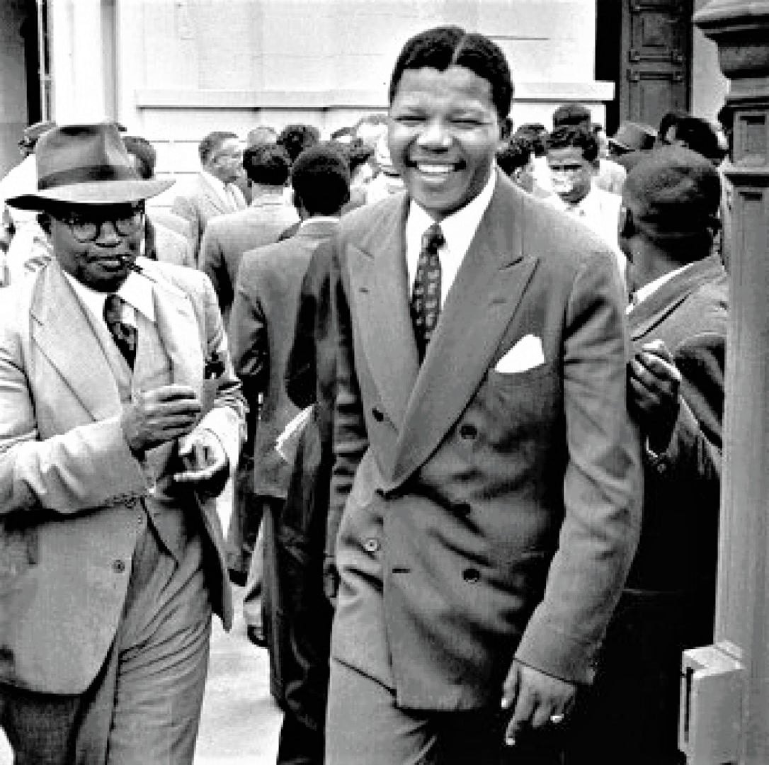 Tracing Nelson Mandela's footsteps 100 years after his birth