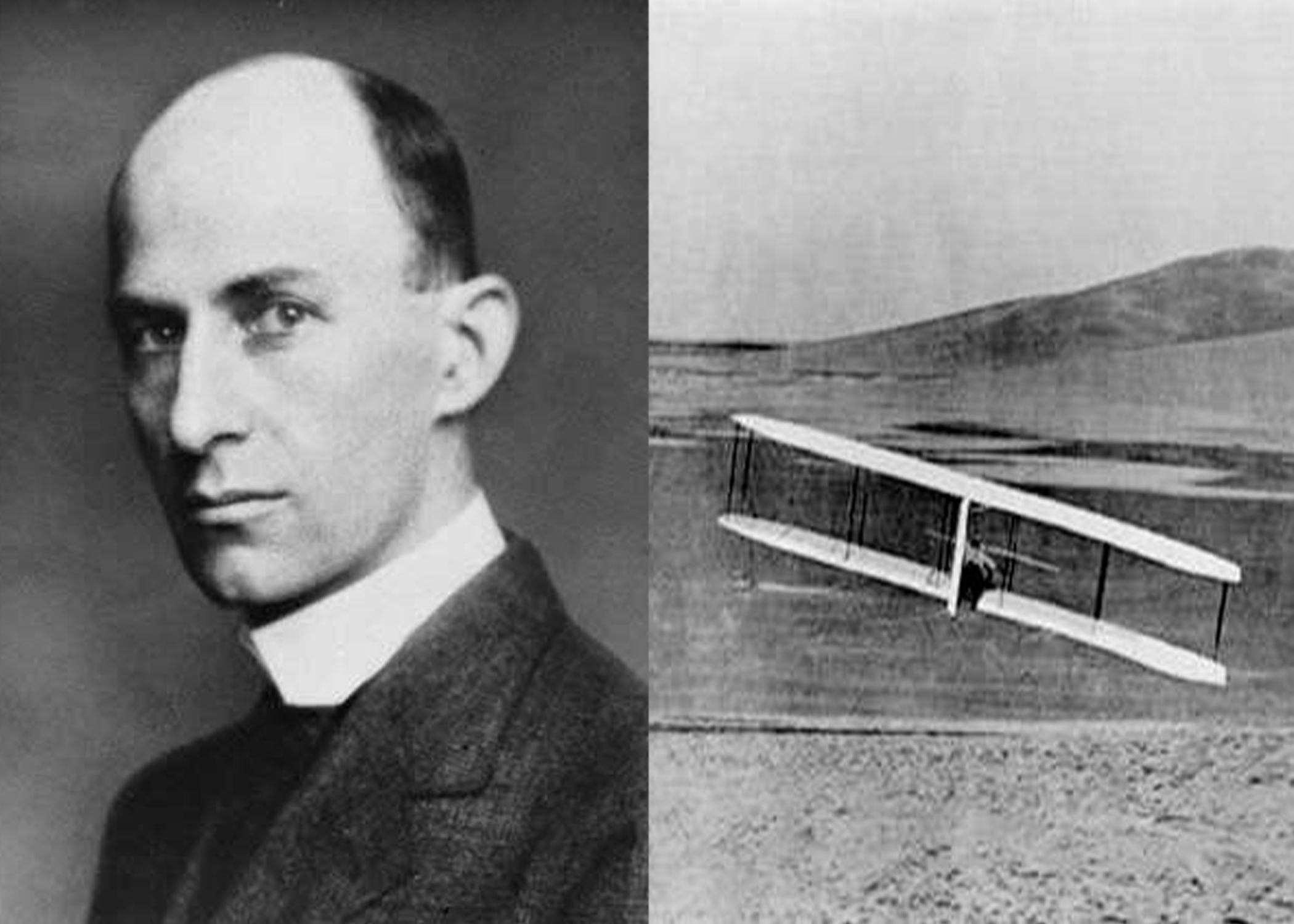 flying machine controls Huffman Prairie October-4 1905.jpg