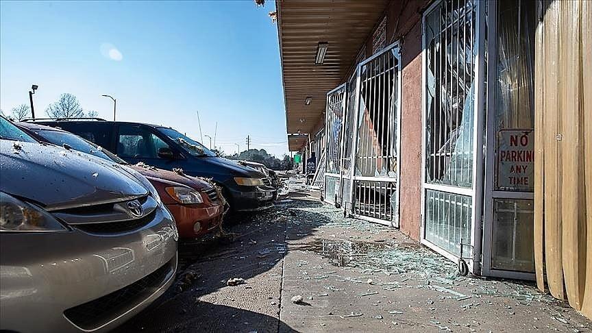 Nashville bombing suspect allegedly identified