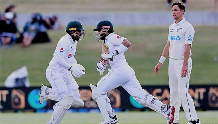 New Zealand in control of first Test despite Faheem, Rizwan's heroics