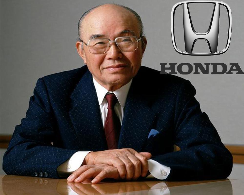 The Inventor of Honda