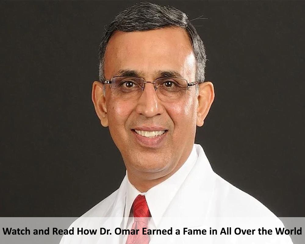 A Grateful Personality Dr. Omar Atiq