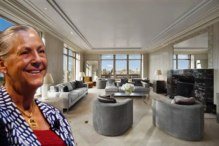 Alice Walton Purchases $25 Million Condo