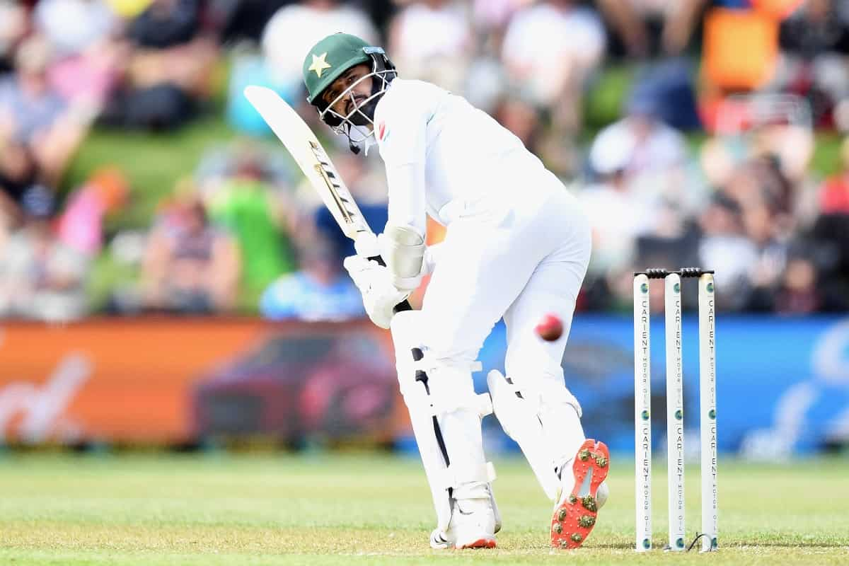 Azhar Ali Leads Pakistan Counterattack After Jamieson Onslaught