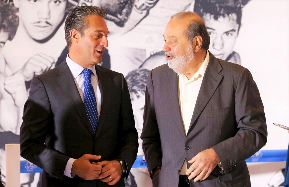 Carlos Slim Keeps It in the Family as Grandkids Join Boards