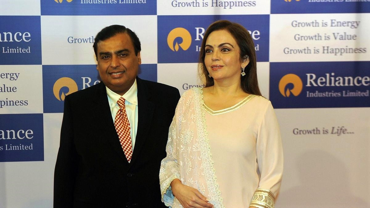 India's Mukesh Ambani Is Now Among The Top 10 Richest In The World