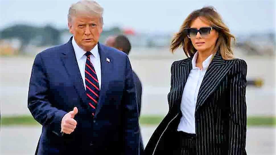 Melania likely to divorce US President Donald Trump soon