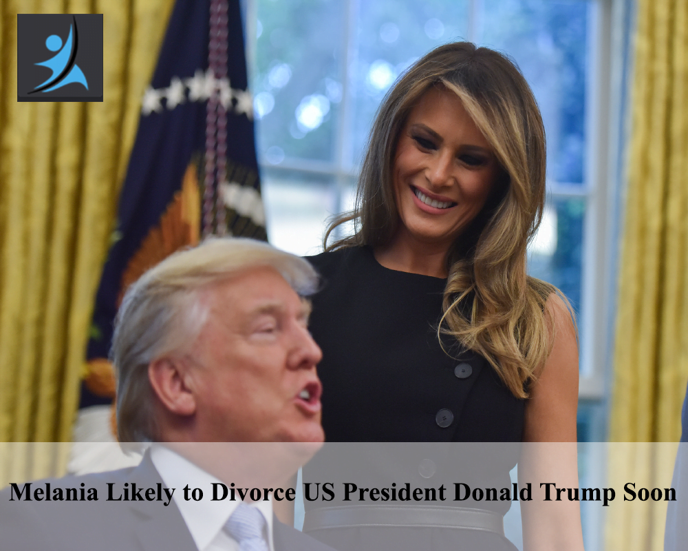 Melania to divorce Donald Trump as soon as he leaves White House
