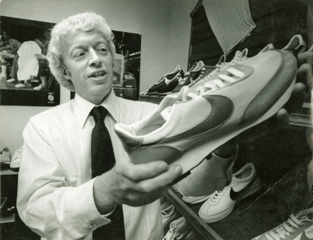 Phil Knight, founder of Nike Phil knight, Nike