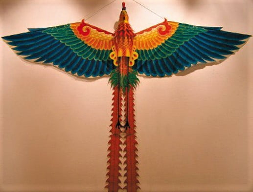 Chinese Kites Soar Throughout History