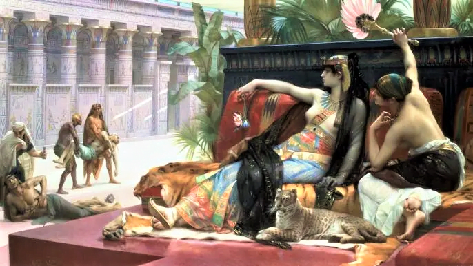 Cleopatra was not Egyptian