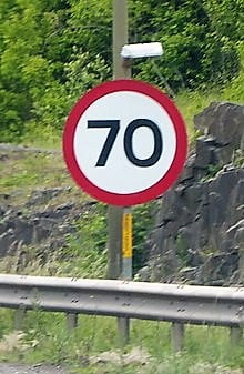 Controlling speed reduces road traffic injuries