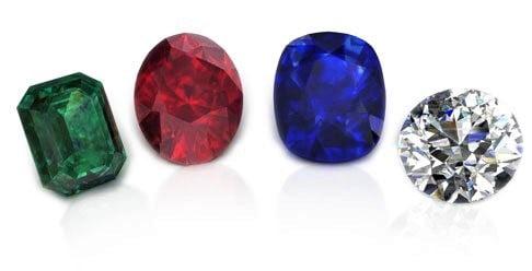 Understanding The Four Main Precious Stones