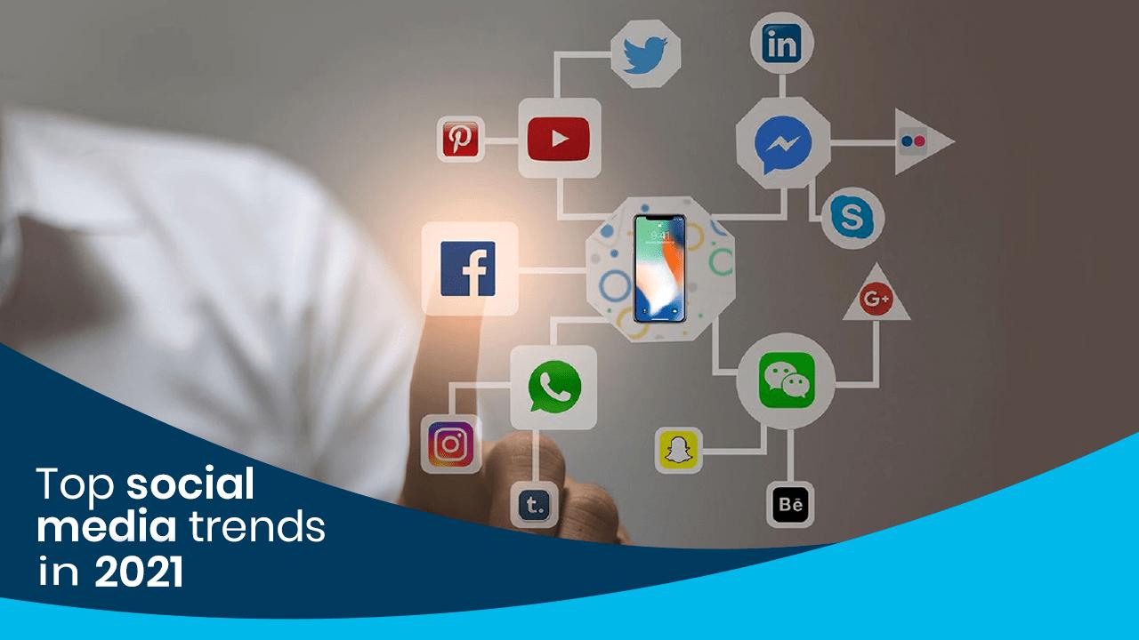 Social Media Usage Trend in 2021 in Lockdown